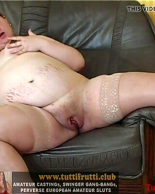 Lihava raskaana euro äiti ensimmäinen porno