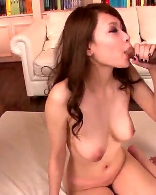 Arisa Kuroki gets steamy with more than one - More at 69avs.com