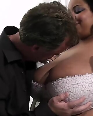 husband hotwife with ginormous titted ebony fatty