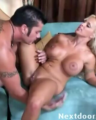 This big titted gets fucked really hard