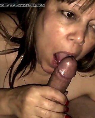 Mature Asian Blowjob 43