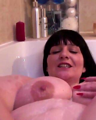 Big mature BBW mother needs a good fuck