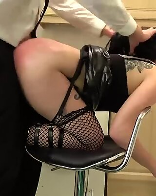 Sexy Cleo gets horny and desires a fat cock to fuck roughly