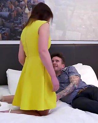 Amateur mature sluts take young cocks