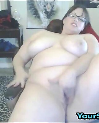 BBW Is The Way To Go For Real Man! - The Butt