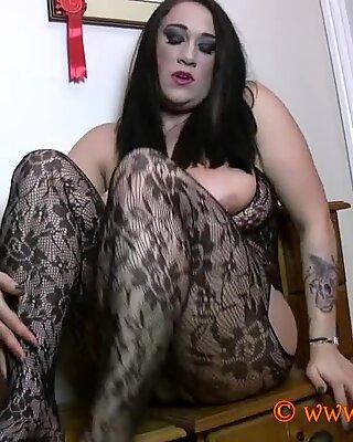 Bbw babe nude
