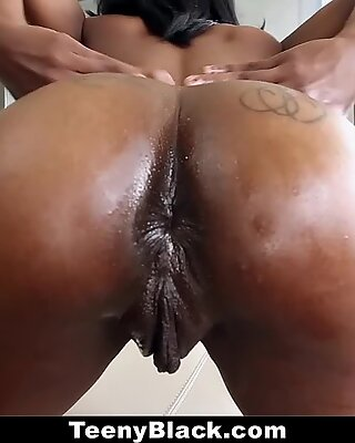 TeenyBlack Luscious Ebony Porn Audition