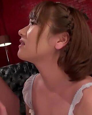 Erito - Harua Cums Till She Drops