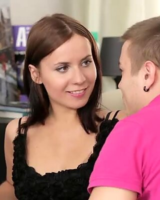 Filthy minx Cherry is fucked for hours