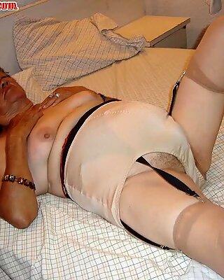 HelloGrannY Crazy Latin Ladies Showing Naked Pics
