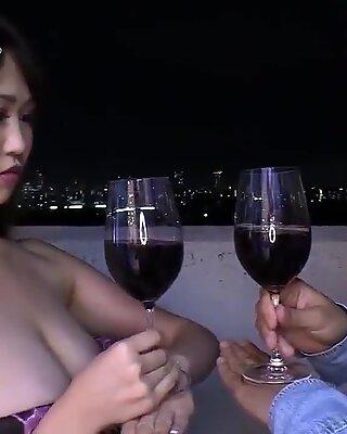 Serina Hukami :: Romance in Wet Pussy 1 - CARIBBEANCOM