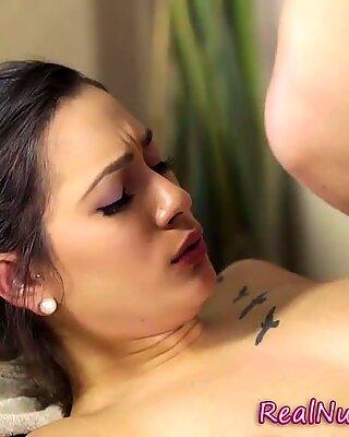 Fetish wam masseuse bangs