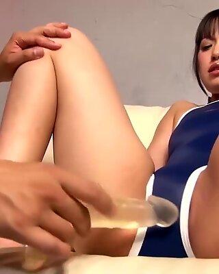 Nympho Japanese girl