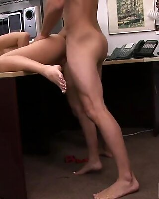 Sucking dick and licking pussy xxx Card dealer cashes in that pussy!