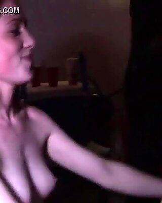 Beauties get nailed by male