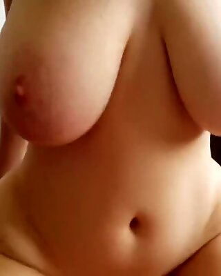 Big Tiddy Asian Girl Gets a Huge Creampie in an Extreme POV Riding Session