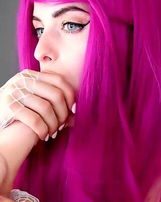 Gorgeous Teen Model Pussy Fingering Show Homemade
