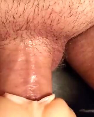 Masterbating with my New sex toy