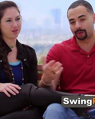 Amateurs to swinging, big fucking party