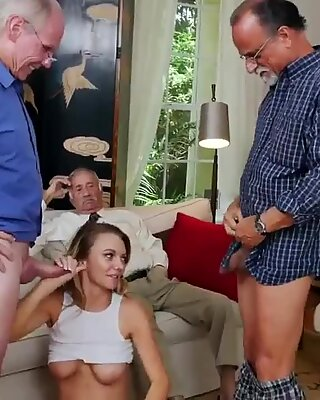 Old granny fisting xxx Molly Earns Her Keep