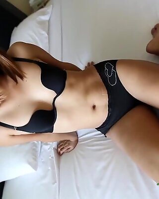 Tuk Tuk PUA Picks up Hairy Thai Gal POVReport this video