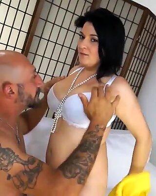AmateurEuro - Anal Punishment For BBW Latina Paola Diamanti