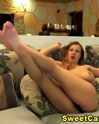 Huge All Natural Rack Babe Masturbation HD