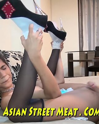 Teddy Bear In Chains With Thai Jiggle Tits